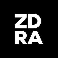 ZDRA Branding logo